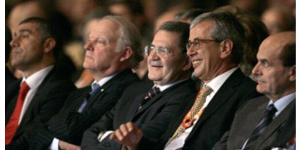 Weltenergiekongress von Prodi eröffnet