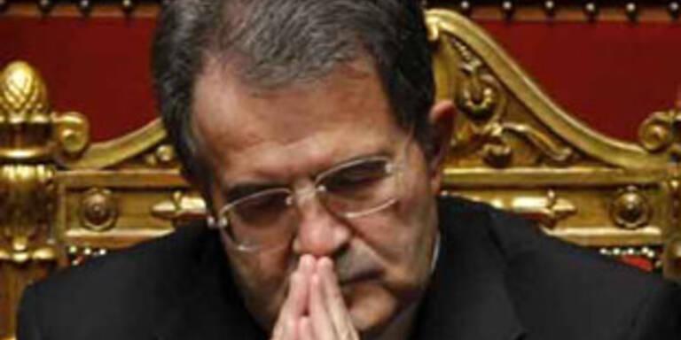 Prodi gibt Parteivorsitz der Demokraten ab