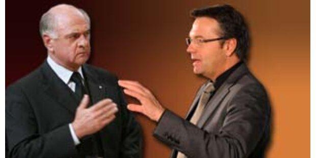 Erwin Pröll fordert Konsequenz von Platter ein