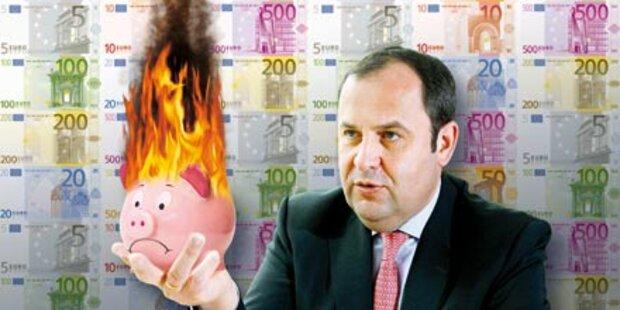 Budget: Grausamkeiten, die jetzt drohen