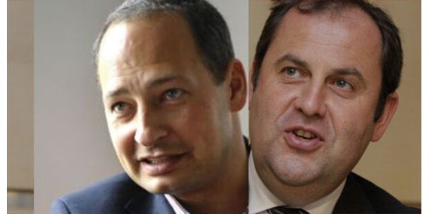 SPÖ und ÖVP zoffen wegen Kassenpapiers