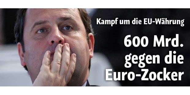 Brüssel kämpft gegen Tod der EU-Währung