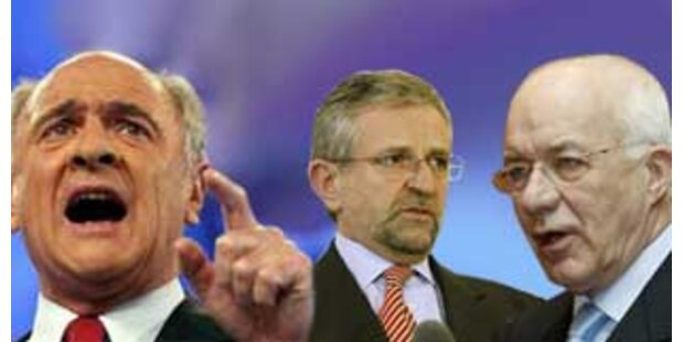 ÖVP zerrissen wegen vorgezogener Neuwahlen