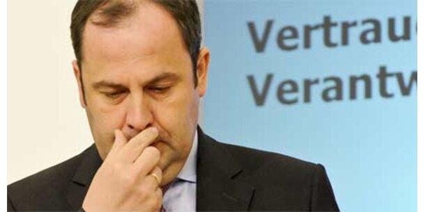 OECD rechnet mit Defizit von 7,7 Prozent