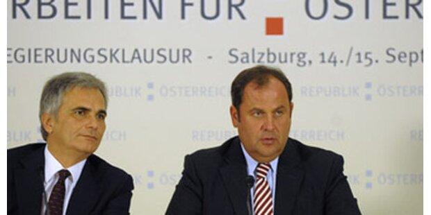 FPÖ holt auf, ÖVP weiter vor SPÖ
