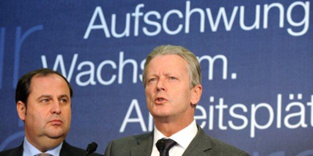 So will die ÖVP die Wirtschaft stärken