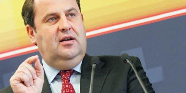 VP-Aufstand gegen Prölls Ökosteuern