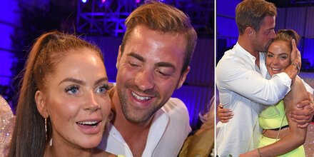 Nach Big Brother: Liebesurlaub für Janine und Tobi
