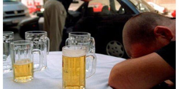 Deutscher hatte 7,67 Promille intus
