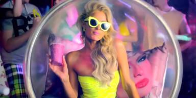 Anna Ermakova & Paris Hilton!