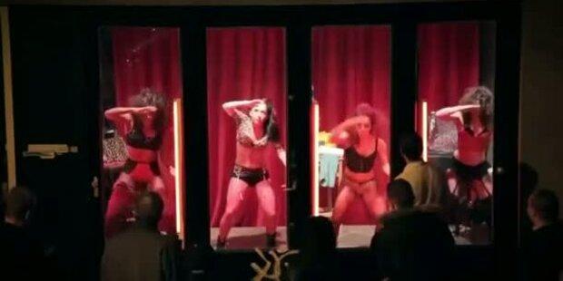 Prostituierte tanzen gegen Menschenhandel