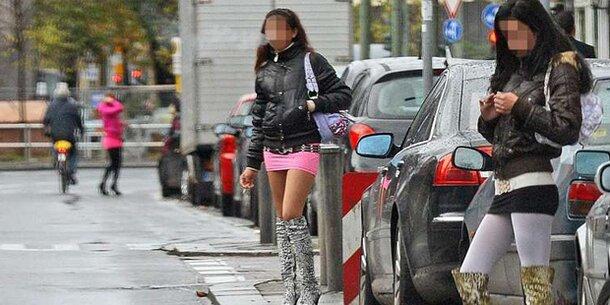 Rumänische Prostituierte