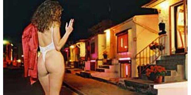 Sex auf offener Straße erregt Barcelona