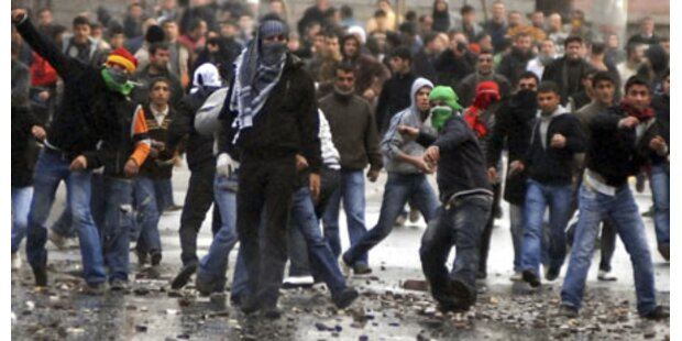 Demo gegen Öcalan-Haft eskaliert