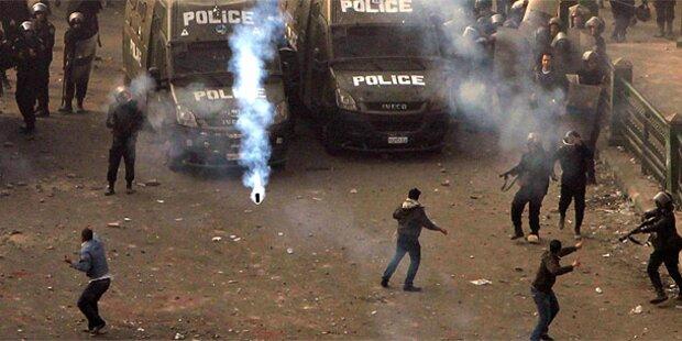 Toter bei Protesten gegen Mursi
