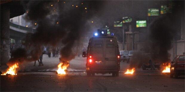 Tote bei Aufstand in Ägypten