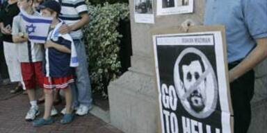 Ahmadinejad: Israel auf Rassismus gegründet