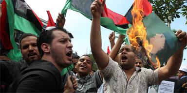 Libysche Telefonfirma ruft in SMS zur Gewalt auf