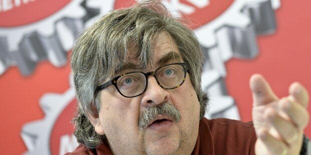 Gewerkschafts-Urgestein Karl Proyer gestorben