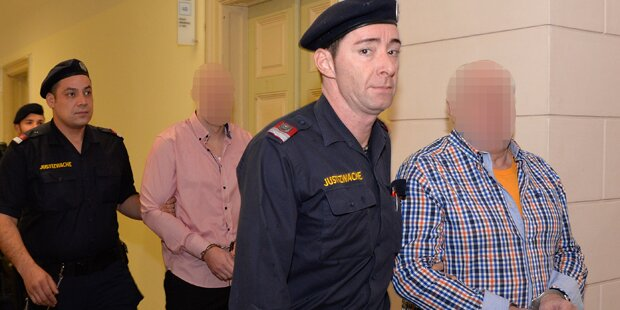 Haftstrafen für Vater und Söhne