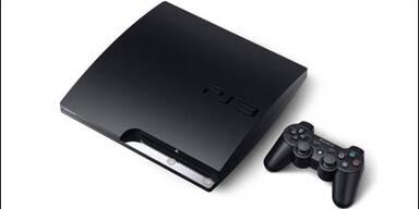 Die PS3 Slim ist um 299 € erhältlich