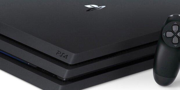 Neue PS4 Pro (1TB) um unglaubliche 100 Euro