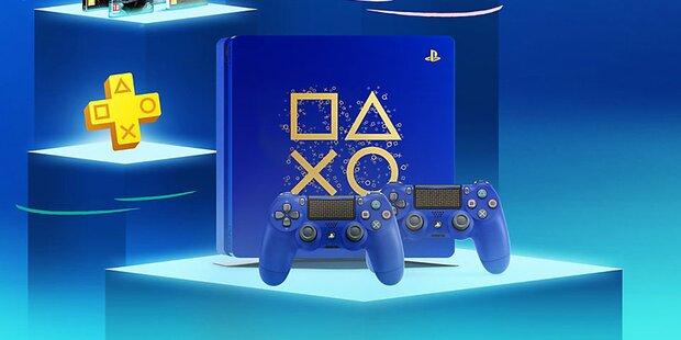 Sony bringt jetzt eine neue PlayStation 4