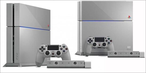PS4: 20-Jahre-Edition & neue Software