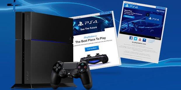 Neues Super-Update für die PS4
