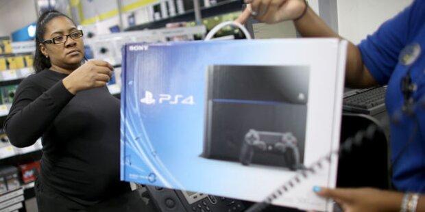 PS4: Erfolgreichster Konsolen-Start aller Zeiten