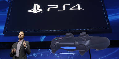 Sony gab Ausblick auf die Playstation 4
