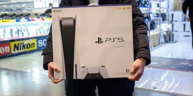 So viele PS5 hat Sony bereits verkauft