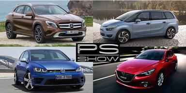 Die Highlights der PS Show 2013
