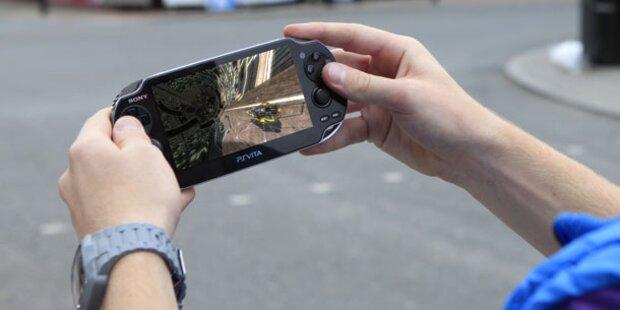 Sony rüstet die PS Vita ordentlich auf