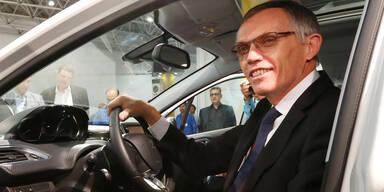 Peugeot Citroën plant Uber-Gegner