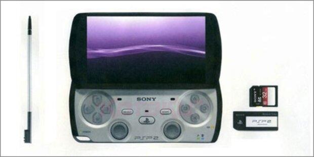 So soll die PSP2 tatsächlich aussehen