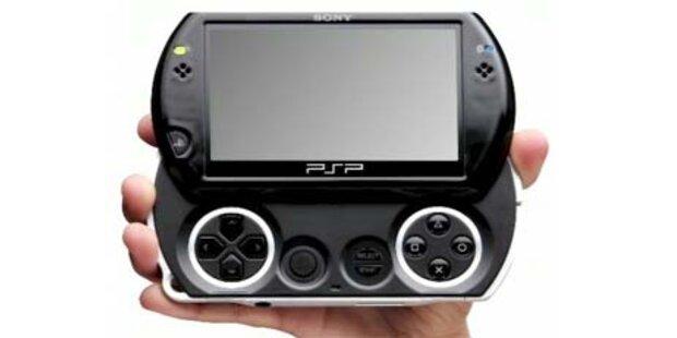 Die PSP Go überzeugt in vielen Bereichen