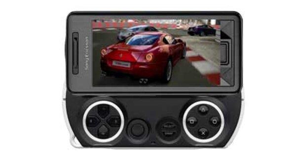 Sony Ericsson bringt ein PSP-Handy