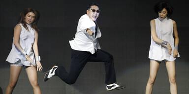Psy entschuldigt sich für Hass-Lied
