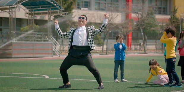Psy: 20 Millionen Klicks in 24 Stunden