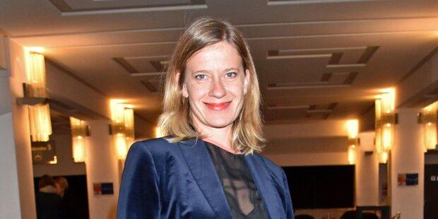 Buhlschaft Caroline Peters: ''Freue mich auf Festspiele''
