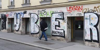 Graffiti-Sprayer in Wiener Neustadt ausgeforscht