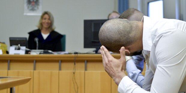 Sprayer Puber verurteilt: Zehn Monate Haft