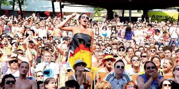 Public Viewing-Events europaweit