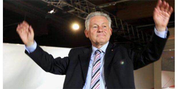 ÖVP startet mit Mega-Show in Wahlkampf