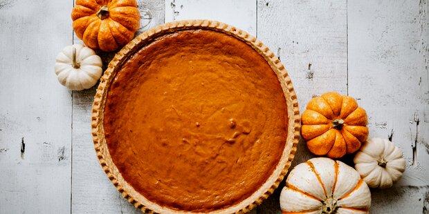 So machen Sie traditionellen Pumpkin Pie