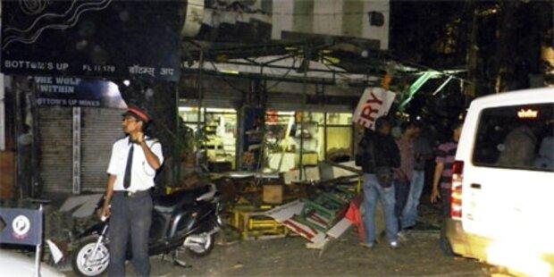 Anschlag auf deutsches Lokal in Indien