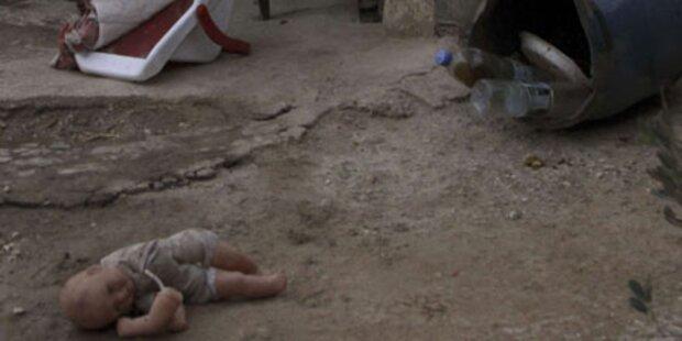 Terroristen töten zwei Kinder im Irak