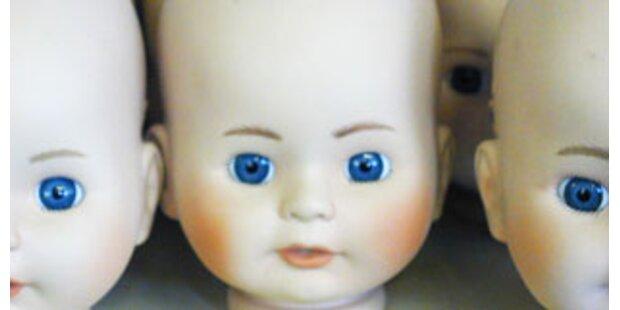 Polizeieinsatz  wegen tickender Babypuppe