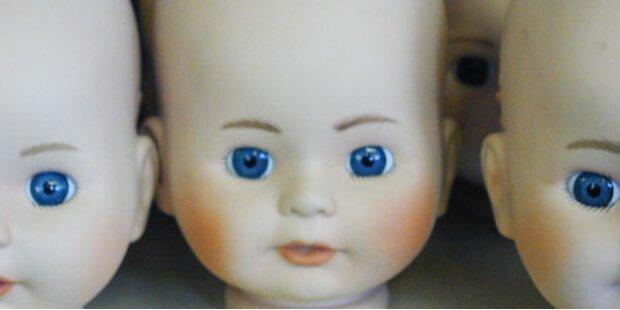 Duftstoff in Puppen kann Allergie auslösen